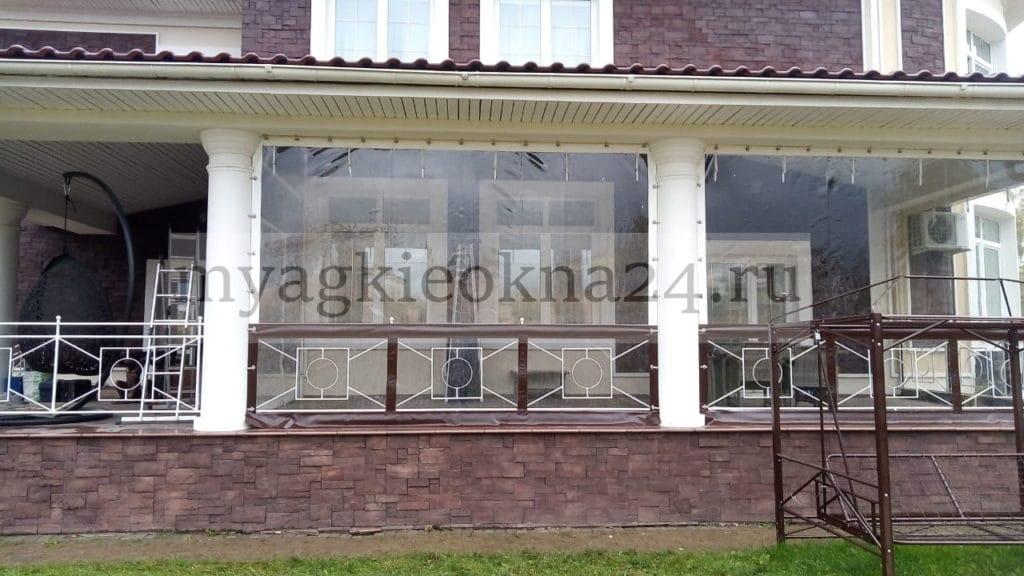 Мягкие окна на террасу Сергиев Посад