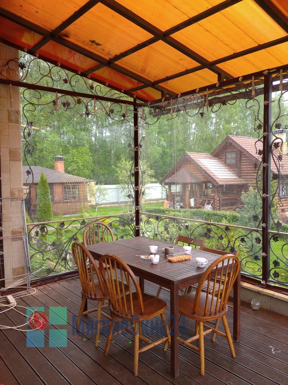 Мягкие окна в Наро-Фоминске