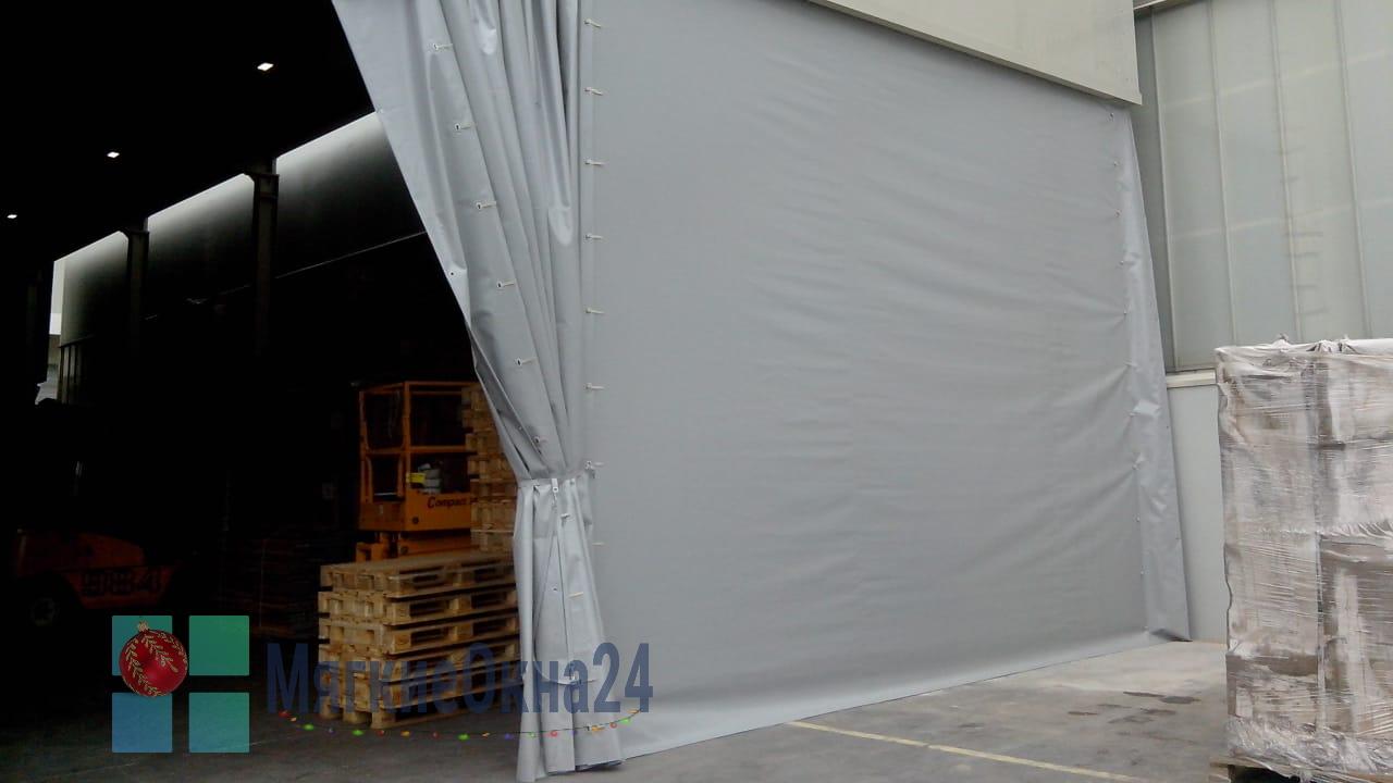 Промышленные шторы для складских помещений