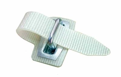 Крепление скоба-ремешок для мягких окон