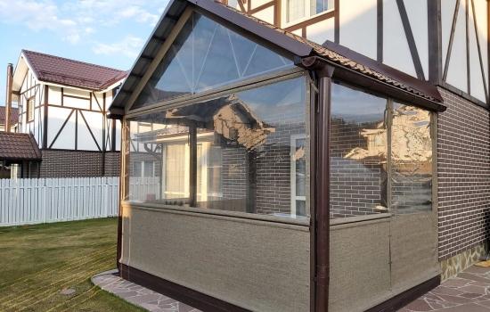 Мягкие окна скрин и полиуретан