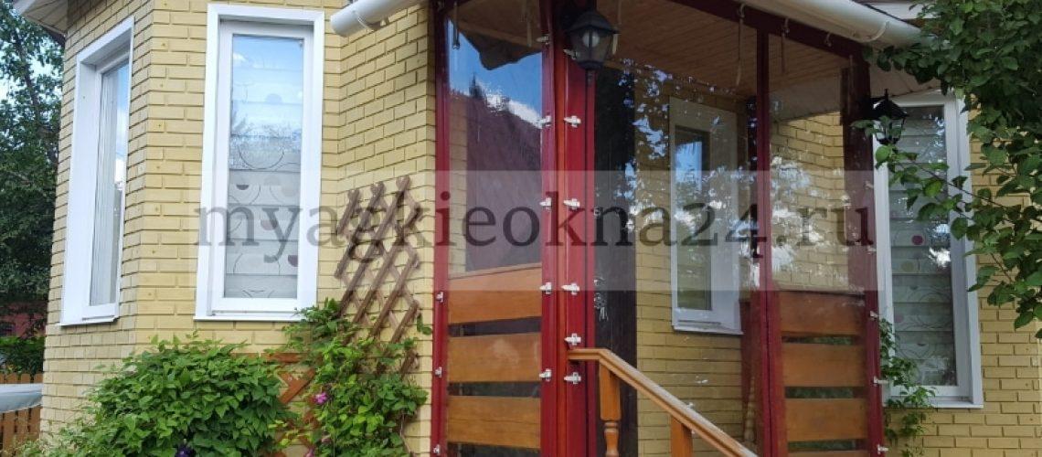 Мягкие окна в Ступинском районе