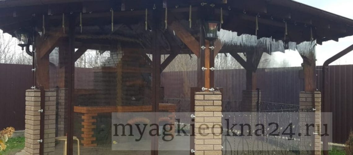 Мягкие окна в Заокском районе